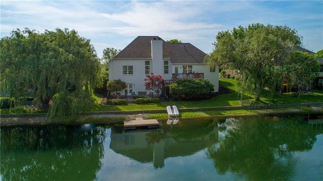 446 Sapphire Drive, Carmel, IN 46032 (MLS #21787806) :: Keller & Corbett Real Estate