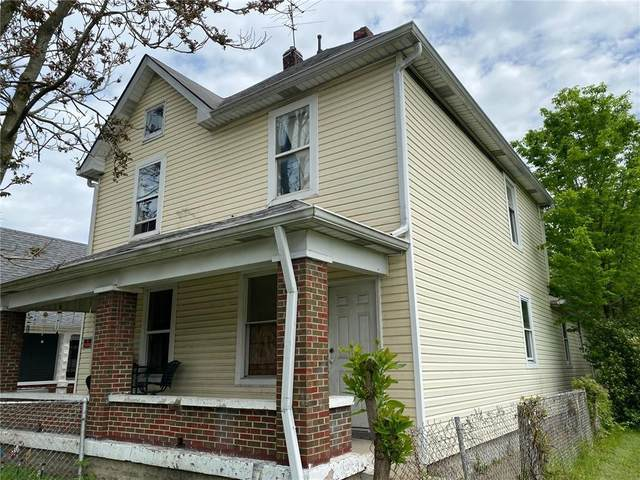 2513 E Prospect Street, Indianapolis, IN 46203 (MLS #21787809) :: RE/MAX Legacy
