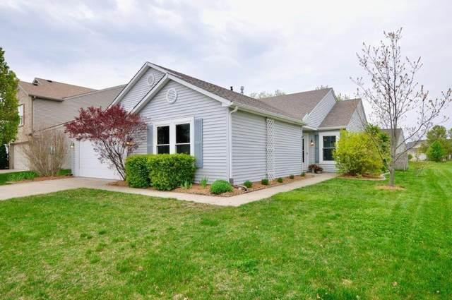10055 Split Rock Way, Indianapolis, IN 46234 (MLS #21787822) :: Heard Real Estate Team | eXp Realty, LLC