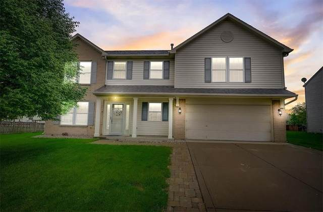 11632 Sinclair Drive, Indianapolis, IN 46235 (MLS #21787834) :: Ferris Property Group