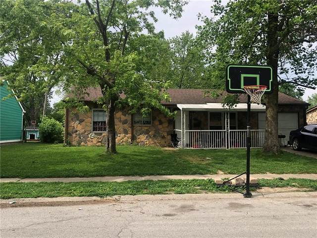 9720 E 39th Street, Indianapolis, IN 46235 (MLS #21787835) :: Richwine Elite Group