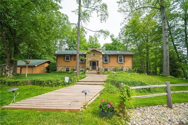 4145 E West Point Court, Martinsville, IN 46151 (MLS #21787841) :: Keller & Corbett Real Estate