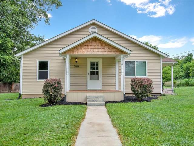 7614 E North Drive, Camby, IN 46113 (MLS #21787875) :: Pennington Realty Team
