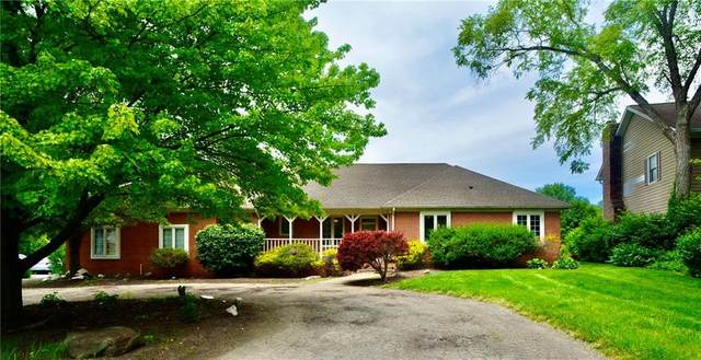 3714 Haverhill Drive, Indianapolis, IN 46240 (MLS #21787896) :: The Indy Property Source