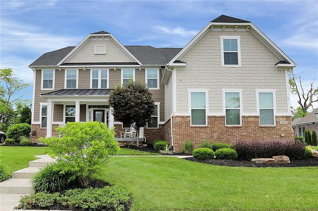 16854 Rosetree Court, Noblesville, IN 46062 (MLS #21787901) :: Mike Price Realty Team - RE/MAX Centerstone