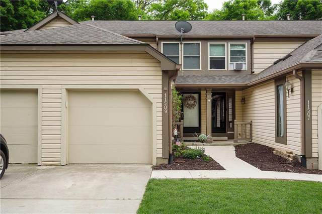 11509 Valley View Lane, Indianapolis, IN 46236 (MLS #21787910) :: RE/MAX Legacy
