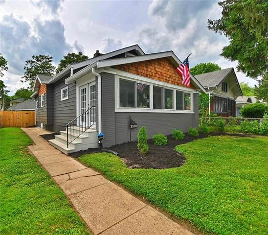 3910 N Kenwood Avenue, Indianapolis, IN 46208 (MLS #21787912) :: Mike Price Realty Team - RE/MAX Centerstone