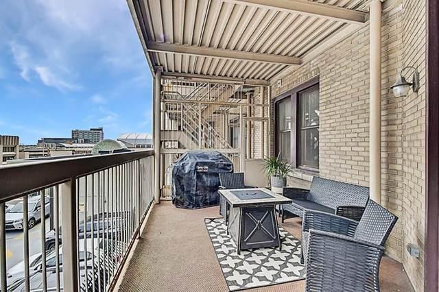 110 E Washington Street #602, Indianapolis, IN 46204 (MLS #21787915) :: Heard Real Estate Team | eXp Realty, LLC