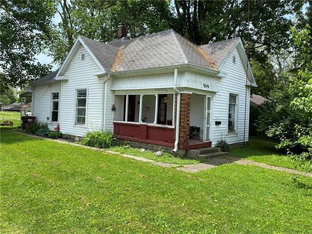 509 E Blaine Street, Brazil, IN 47834 (MLS #21787919) :: Mike Price Realty Team - RE/MAX Centerstone