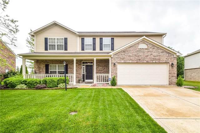 5922 Newhall Drive, Indianapolis, IN 46239 (MLS #21787920) :: Mike Price Realty Team - RE/MAX Centerstone