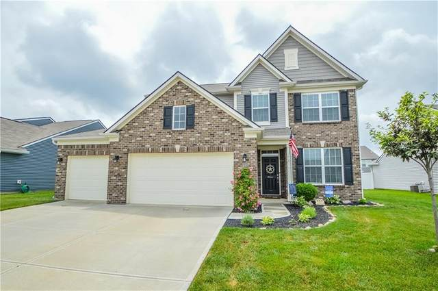 10405 Hunters Crossing Boulevard, Indianapolis, IN 46239 (MLS #21787934) :: Mike Price Realty Team - RE/MAX Centerstone