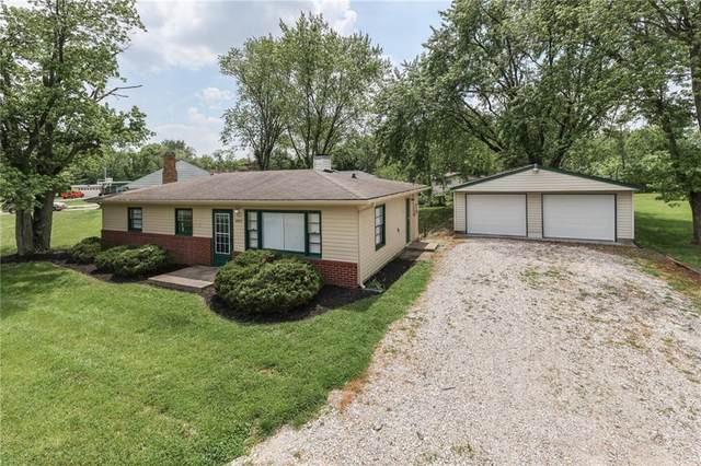6905 Dalegard Street, Indianapolis, IN 46241 (MLS #21787945) :: Mike Price Realty Team - RE/MAX Centerstone
