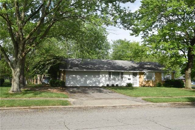 1847 Fairhaven Drive, Indianapolis, IN 46229 (MLS #21787962) :: The Evelo Team