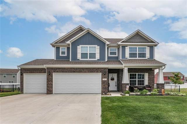 121 Blue Lace Drive, Whiteland, IN 46184 (MLS #21787968) :: Ferris Property Group