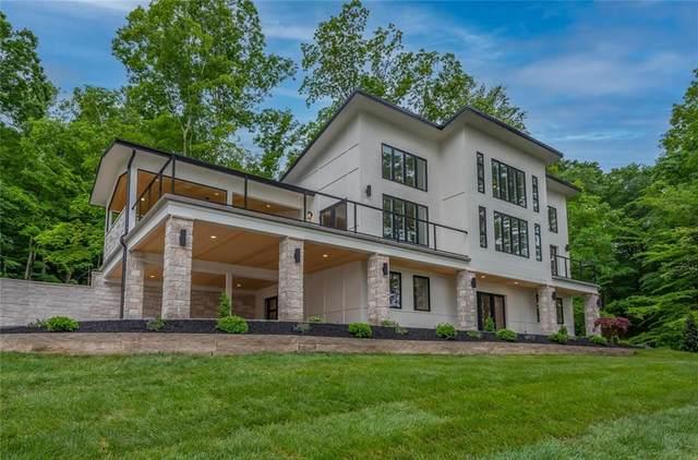 9010 E Southshore Drive, Unionville, IN 47468 (MLS #21787988) :: Ferris Property Group