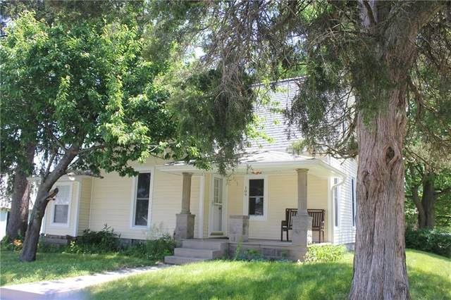 109 S West Street, Arcadia, IN 46030 (MLS #21787994) :: Mike Price Realty Team - RE/MAX Centerstone