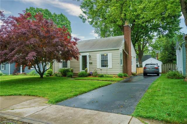 2615 Ryan Drive, Indianapolis, IN 46220 (MLS #21788008) :: Keller & Corbett Real Estate