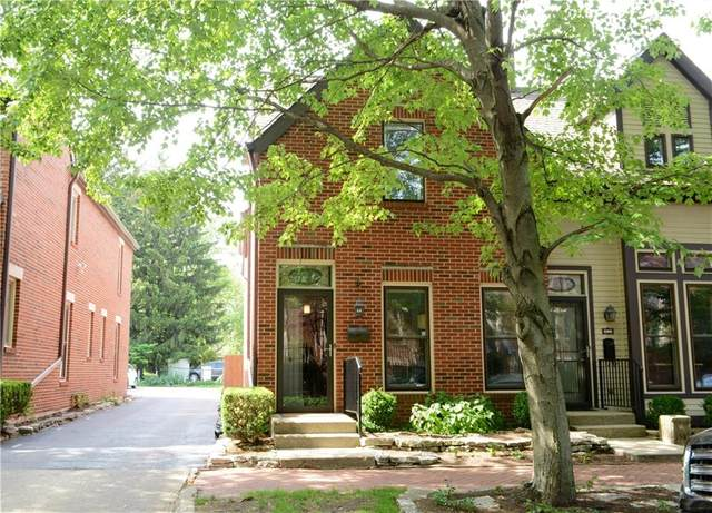 513 E Vermont Street, Indianapolis, IN 46202 (MLS #21788019) :: Mike Price Realty Team - RE/MAX Centerstone