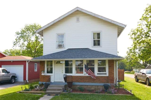 103 N Vine Street, Indianapolis, IN 46222 (MLS #21788033) :: Mike Price Realty Team - RE/MAX Centerstone