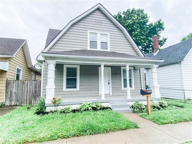 1230 Saint Peter Street, Indianapolis, IN 46203 (MLS #21788038) :: AR/haus Group Realty