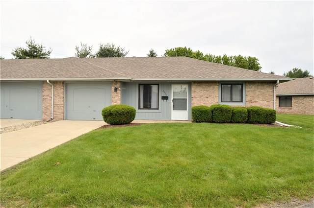 2524 Michael Court, Anderson, IN 46012 (MLS #21788050) :: RE/MAX Legacy