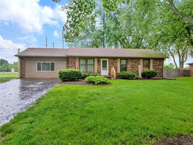 6149 Trotter Road, Indianapolis, IN 46242 (MLS #21788053) :: RE/MAX Legacy