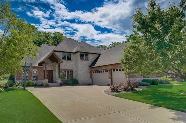 5771 Hickory Hollow Drive, Plainfield, IN 46168 (MLS #21788067) :: Keller & Corbett Real Estate