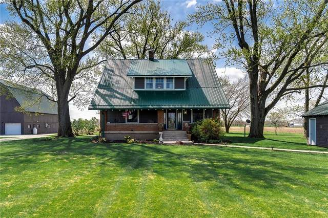 11315 E 300 N, Sheridan, IN 46069 (MLS #21788075) :: Mike Price Realty Team - RE/MAX Centerstone