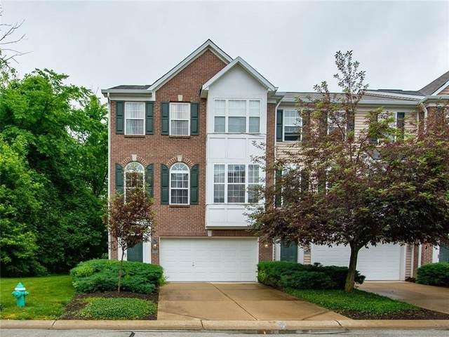 3334 W Decker Ridge Drive, Indianapolis, IN 46268 (MLS #21788086) :: Mike Price Realty Team - RE/MAX Centerstone