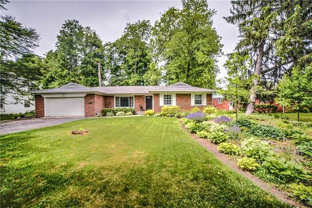 1104 Oakwood, Indianapolis, IN 46260 (MLS #21788088) :: Mike Price Realty Team - RE/MAX Centerstone