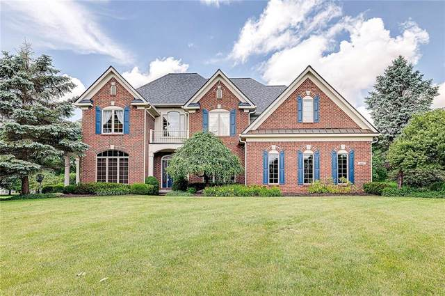 6847 Old Hunt Club Road, Zionsville, IN 46077 (MLS #21788117) :: Ferris Property Group