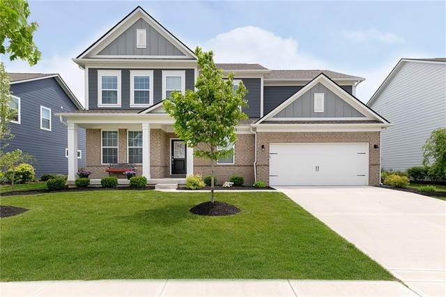 15696 Monson Drive, Noblesville, IN 46062 (MLS #21788123) :: Mike Price Realty Team - RE/MAX Centerstone