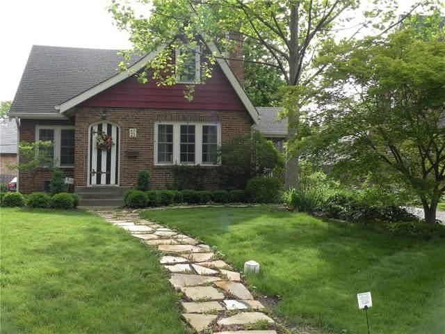 5723 N Delaware Street, Indianapolis, IN 46220 (MLS #21788124) :: Heard Real Estate Team | eXp Realty, LLC