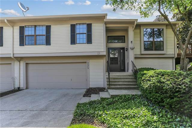 9575 Bay Vista West Drive, Indianapolis, IN 46250 (MLS #21788126) :: RE/MAX Legacy