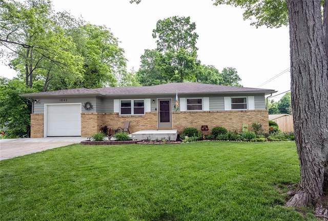 1645 N Furman Avenue, Indianapolis, IN 46214 (MLS #21788128) :: Mike Price Realty Team - RE/MAX Centerstone