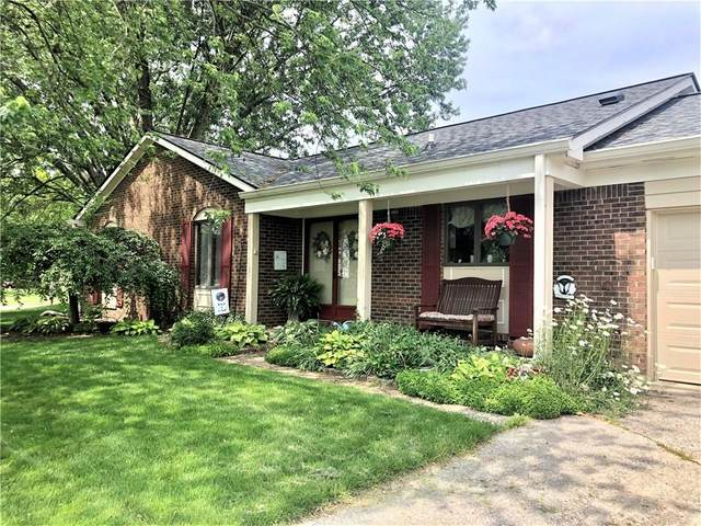 3340 Acacia Drive, Indianapolis, IN 46214 (MLS #21788145) :: Mike Price Realty Team - RE/MAX Centerstone