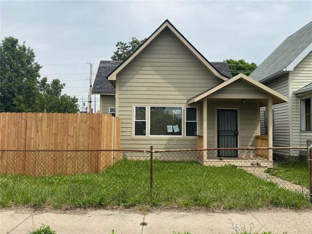 1060 W 29th Street, Indianapolis, IN 46208 (MLS #21788146) :: Pennington Realty Team