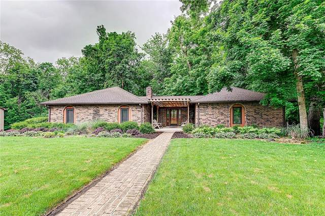 8127 Red Bud Court, Plainfield, IN 46168 (MLS #21788150) :: Mike Price Realty Team - RE/MAX Centerstone