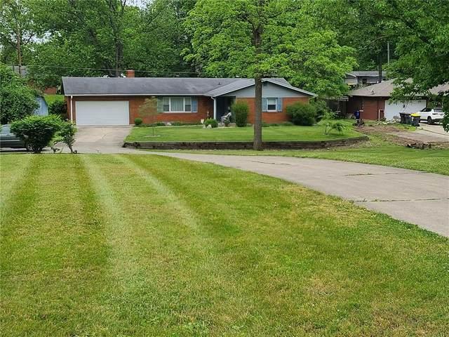 1209 N Nursery Road, Anderson, IN 46012 (MLS #21788152) :: Heard Real Estate Team | eXp Realty, LLC