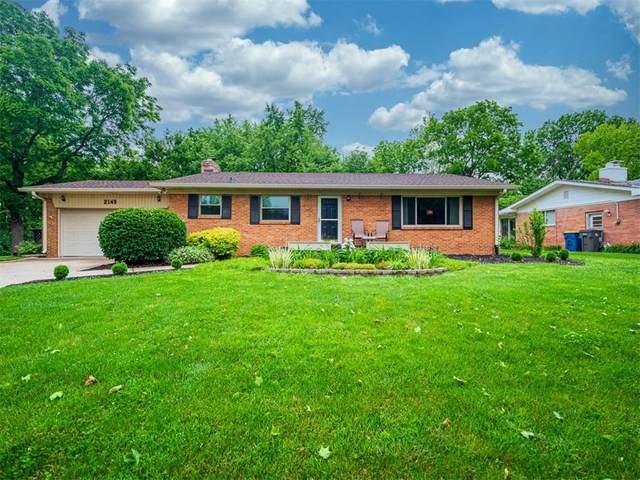 2149 Lawrence Avenue, Indianapolis, IN 46227 (MLS #21788163) :: Keller & Corbett Real Estate