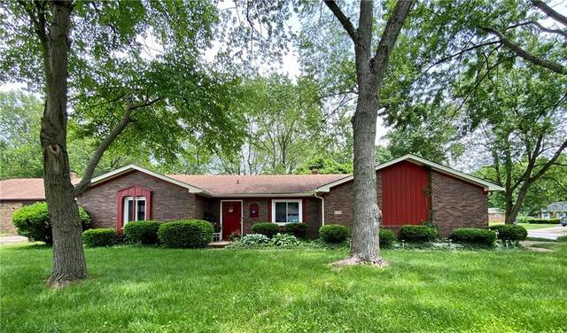 8435 Rahke Road, Indianapolis, IN 46217 (MLS #21788172) :: Mike Price Realty Team - RE/MAX Centerstone
