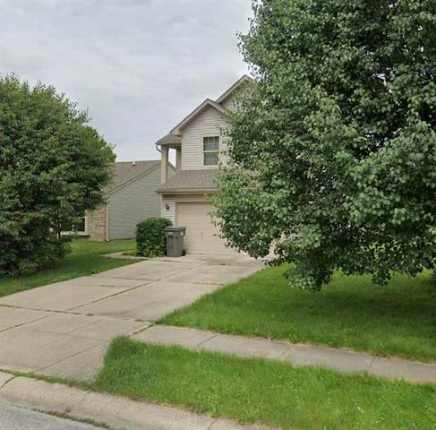 5103 Grand Tetons Drive, Indianapolis, IN 46237 (MLS #21788179) :: Mike Price Realty Team - RE/MAX Centerstone