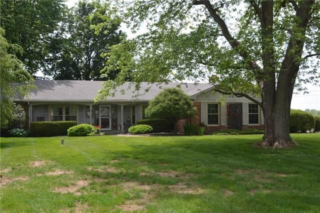 125 W Northwest Court, Shelbyville, IN 46176 (MLS #21788182) :: Heard Real Estate Team | eXp Realty, LLC
