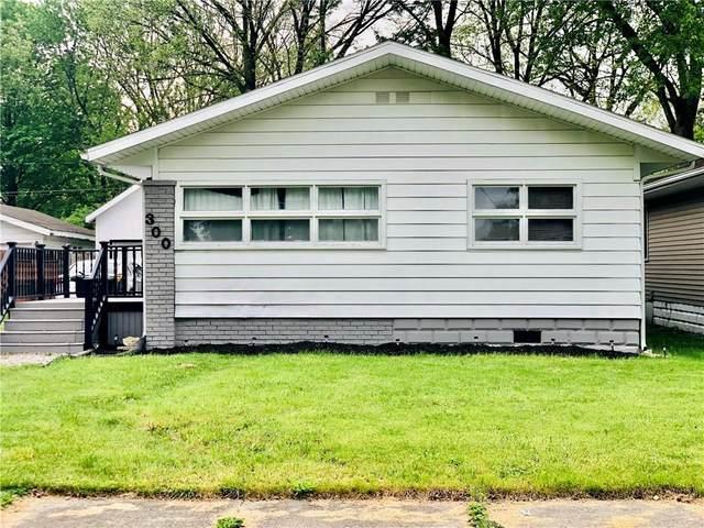 300 S Manning Avenue, Muncie, IN 47303 (MLS #21788204) :: Ferris Property Group