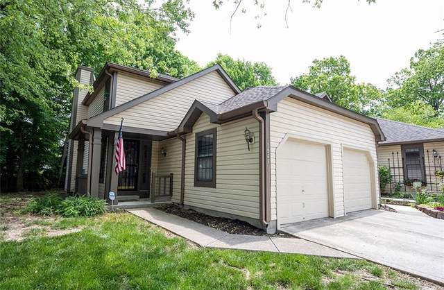 7941 Glen View Drive, Indianapolis, IN 46236 (MLS #21788228) :: RE/MAX Legacy