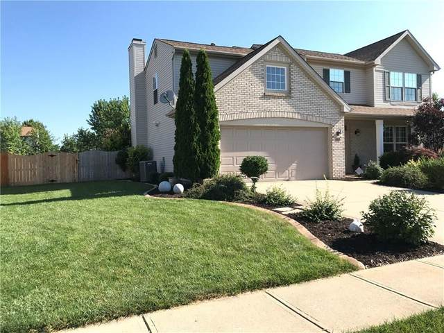 10882 Affirmed Drive, Indianapolis, IN 46234 (MLS #21788230) :: Keller & Corbett Real Estate