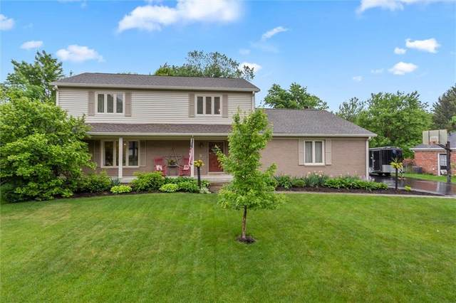 7411 Cotherstone Court, Indianapolis, IN 46256 (MLS #21788231) :: Ferris Property Group