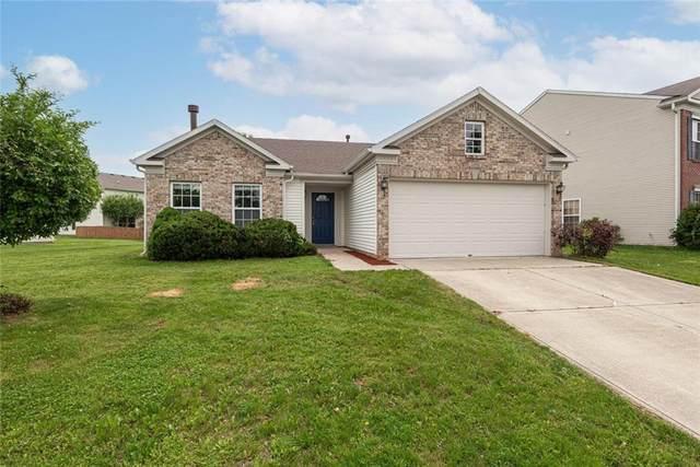12901 Freedom Drive, Fishers, IN 46037 (MLS #21788235) :: Keller & Corbett Real Estate