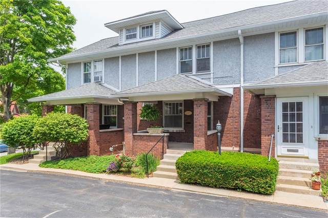 37 S Johnson #4, Indianapolis, IN 46219 (MLS #21788284) :: The Evelo Team