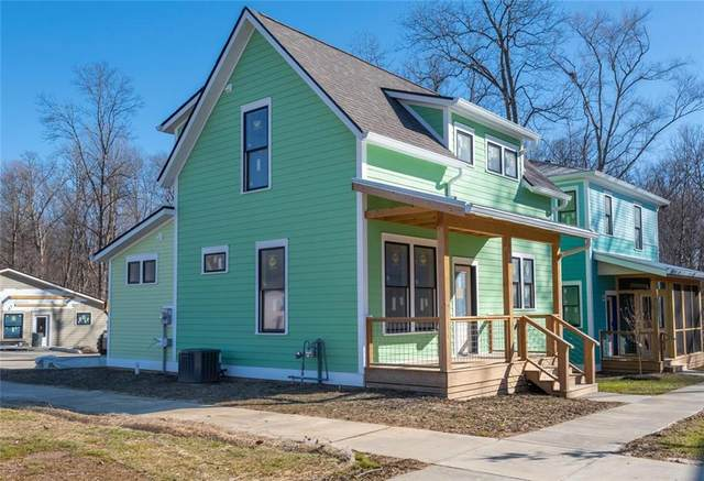 1320 E Short Street, Bloomington, IN 47401 (MLS #21788286) :: Mike Price Realty Team - RE/MAX Centerstone